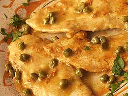 Chicken piccata recipes easy